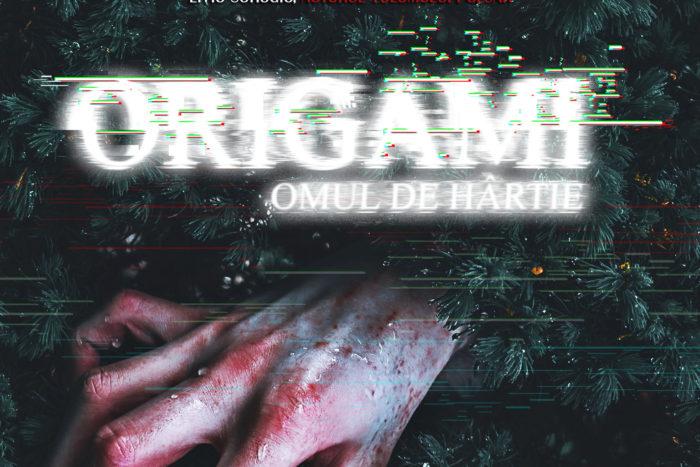 Origami Omul De Hartie