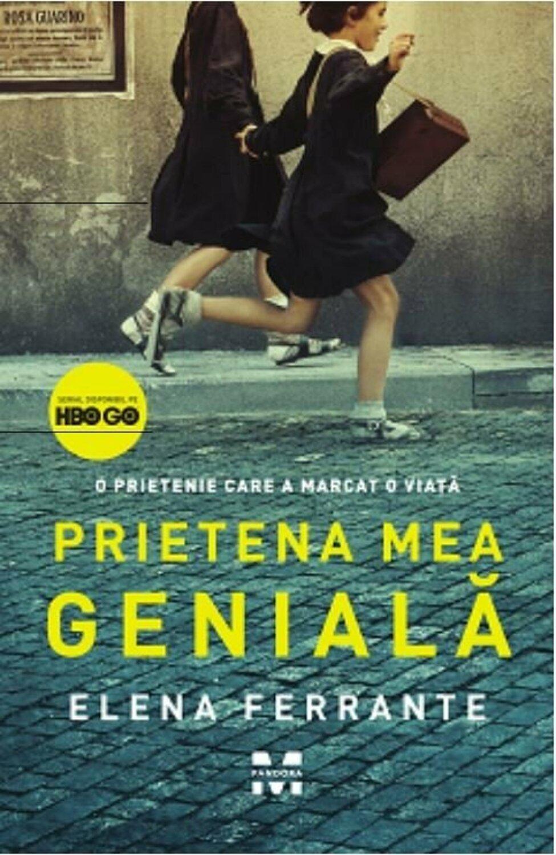 Prietena Mea Geniala Editie De Film
