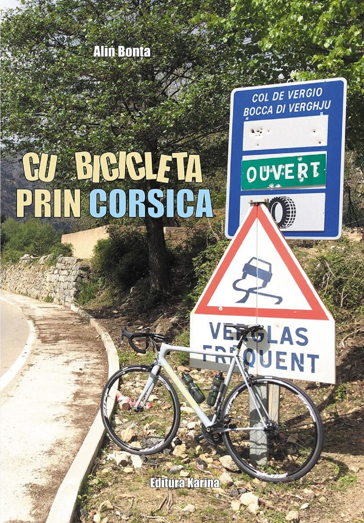 Cu Bicicleta In Corsica