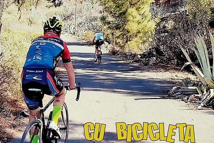 Cu Bicicleta Prin Tenerife
