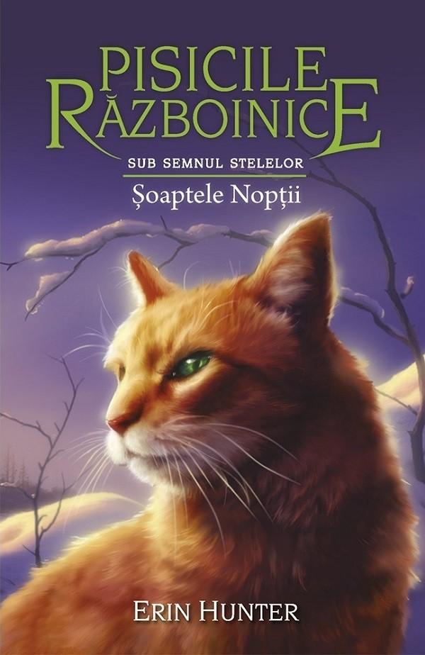 Pisicile războinice Vol.21 Șoaptele nopții