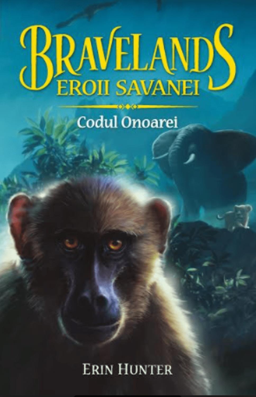 Bravelands. Vol.2. Codul onoarei