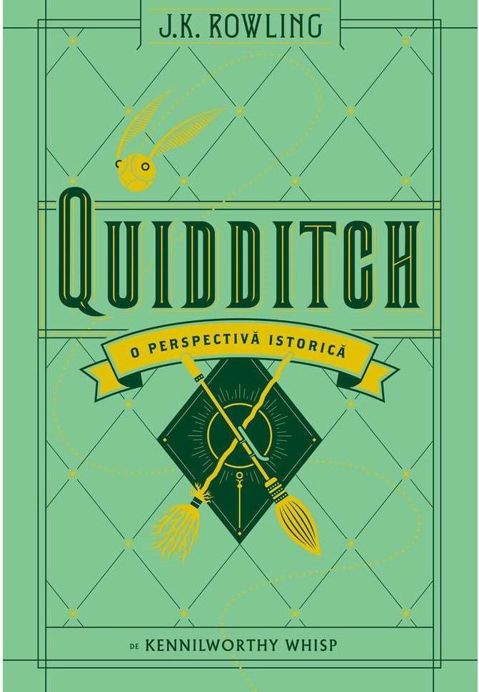 Quidditch, o perspectivă istorică