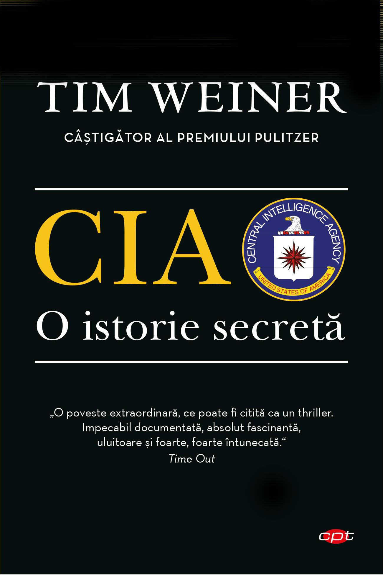 CIA, o istorie secretă